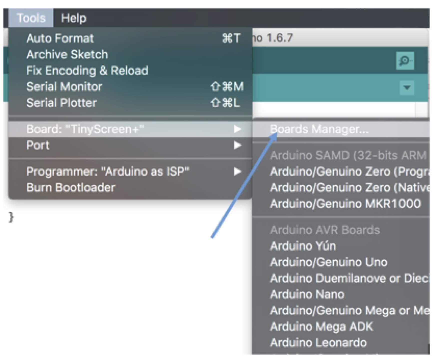 Arduino samd boards download