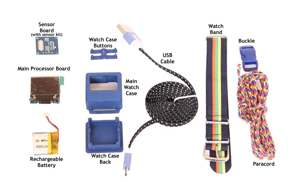 O Watch Kit